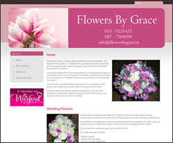 Flowers By Grace: flowers for weddings, funerals, valentines, debs anbd all special occasions