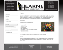 Hearne Line Marking - Car Parks, Disabled Bays, Shopping Centres