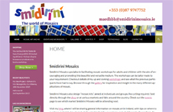 Smidirini Mosaics - Mosaics Kits and Activities for Children and Adults - Waterford, Wexford, Kilkenny, Dublin