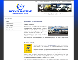 Tuckmill Transport - Courier, Haulier, Next Day Nationwide Delivery, Self Storage - Enniscorthy, Co. Wexford