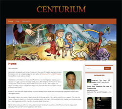 Centurium - Fantasy Fiction Books for Kids and Teens