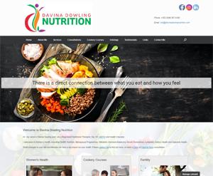 Davina Dowling Nutrition - Women's Health - Wexford