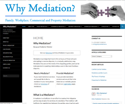 Why Mediation - a directory of mediators in Ireland